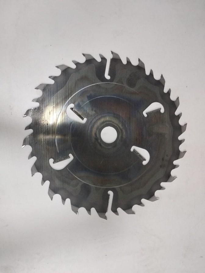 Пила дисковая 250х50х1,8/2,8z18+4 GASS
