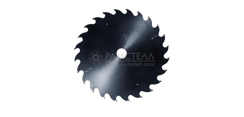Пила дисковая 450х50х3,2/5,0 z24 Black