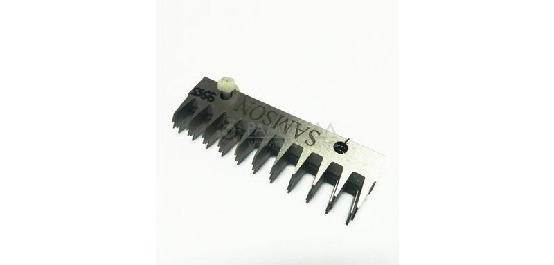 Ш3,8-10К К-кт ножей (4 шт.) для сращивания H=84mm