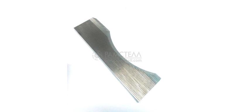 Нож бланкетный 160х50х8 проф.