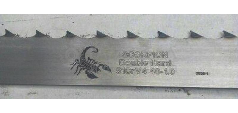 Ленточная пила SCORPION 40х1,0 к/з гот