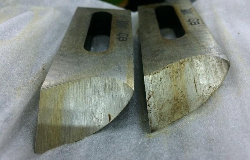 Нож для черенков 14х30х72