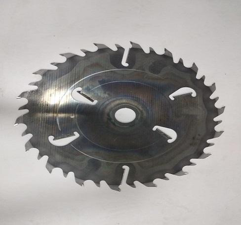 Пила дисковая 610х50x3.6/5.2 z36-18+6 Black