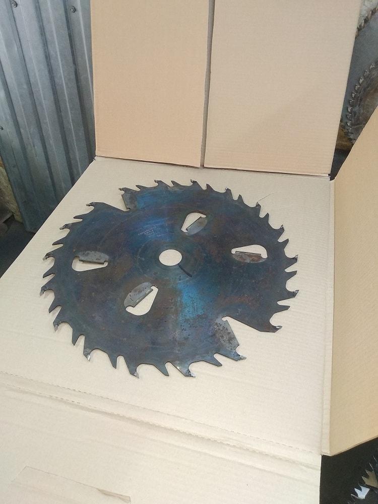 Пила дисковая 450х50х3,2/5,0 z24+6 Black